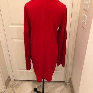 d049670e152 Stella McCartney Dresses - NWT Stella McCartney Fringe Sleeve Dress